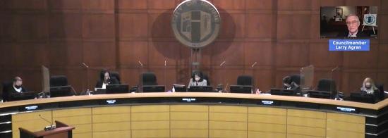Irvine Council Suppresses Councilmember