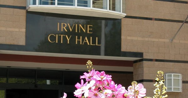 Title and Summary Received from Irvine City Attorney