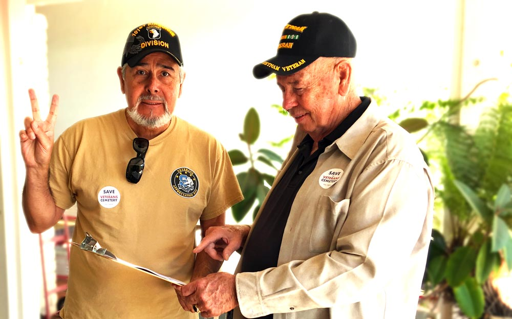 Irvine Veterans Launch Referendum Petition to Overturn City Council Decision