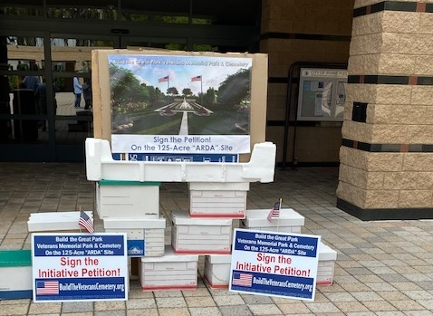 Volunteers Submit 19,790 Signatures